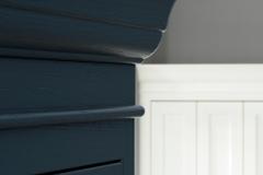 Belgravia Dark Blue & Porcelain