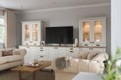 Madison Light Oak & Ivory