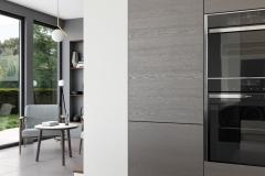Zola Gloss Dust Grey & Tavola Carbon